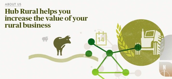 About us - Hub Rural helps you increase thevalue of your business